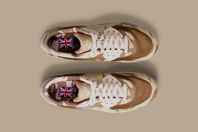 Nike Air Max Camo Collection Uk 90 Aerial 1