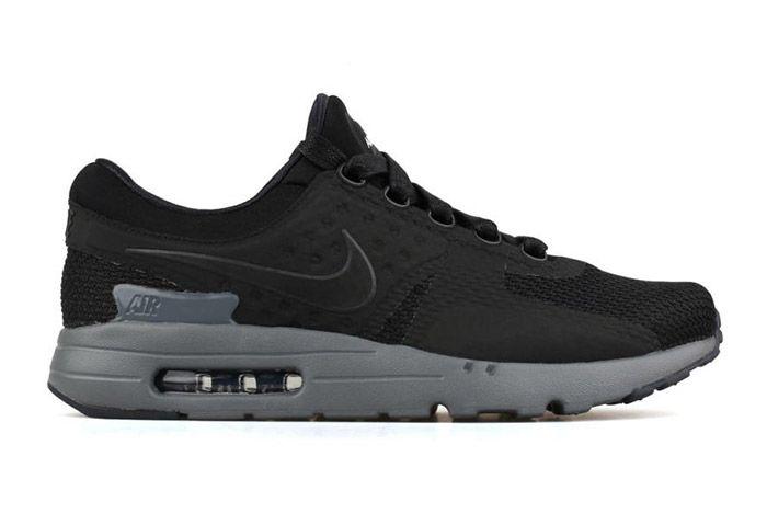 Nike Air Max Zero Black 3