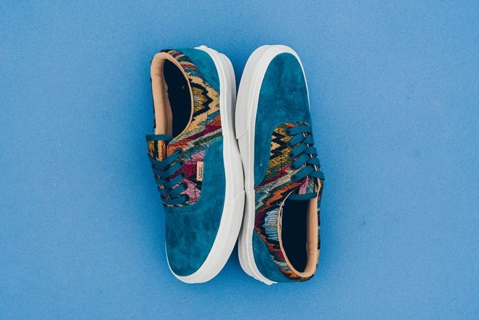 Vans Era Ca Atlantic Deep 5