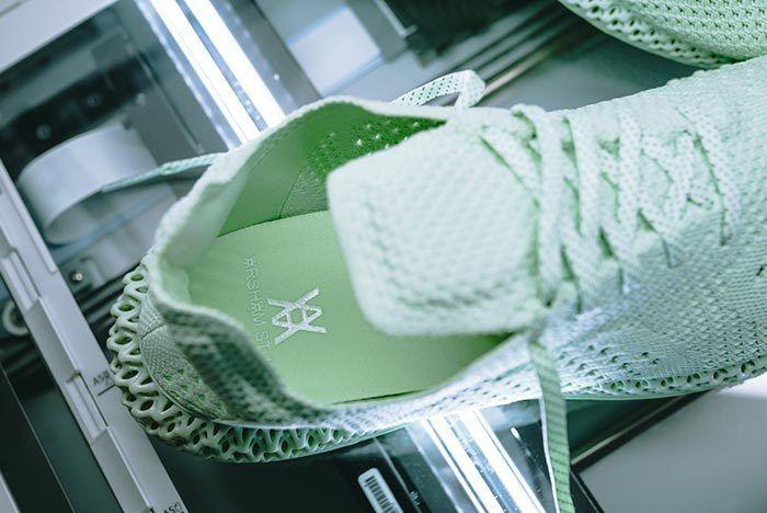 Daniel Arsham Adidas Futurecraft 4 D 10