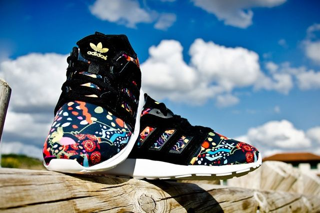 Adidas Zx 500 2 0 Floral 2