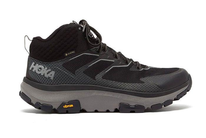 Hoka One One Sky Toa Technical Hiking Boots Lateral Side Shot
