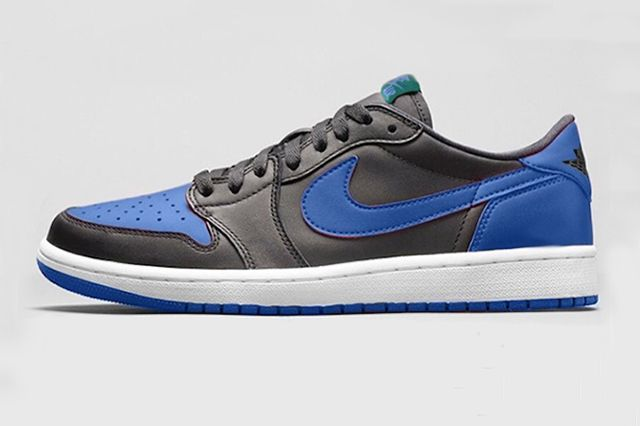 Air Jordan 1 Low Og Royal Blue