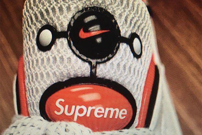 Nike Supreme Sneaker Collaboration Fall 2017