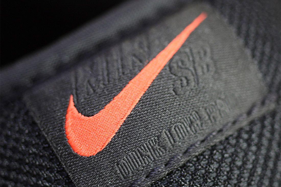 Nike Dunk Low Sb Black Pigeon
