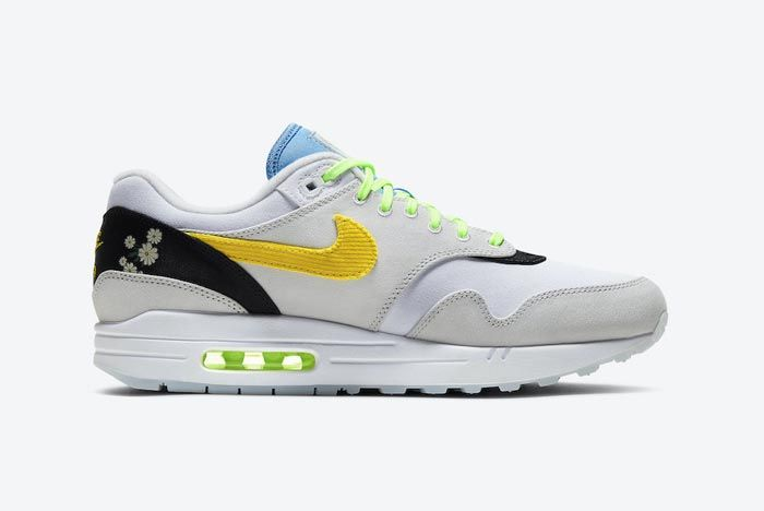 Nike Air Max 1 Daisy Medial