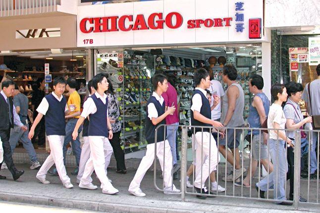 Sneaker Street Mong Kok Under Threat 17