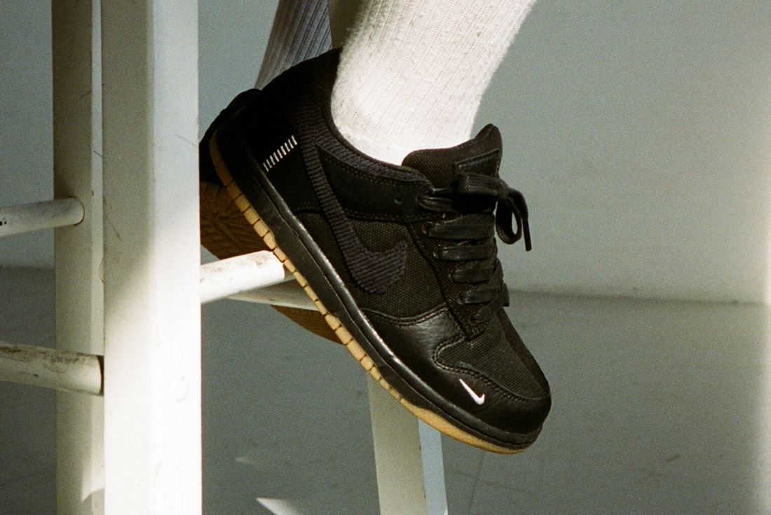The Basement X Nike Dunk2