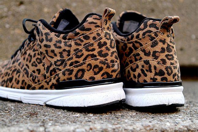 Gourmet Dignan Leopard Heel 1