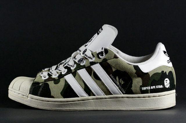 Adidas Bape Superstar 2003