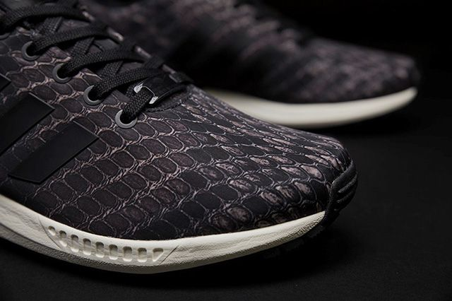 Adidas Zx Flux Sns Exclusive Pattern Pack 10