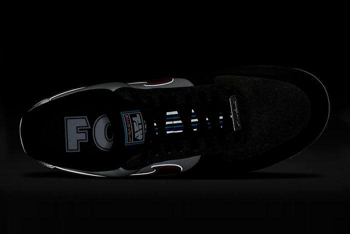 Nike Air Force 1 Racing Ah8462 004 Dark Shot