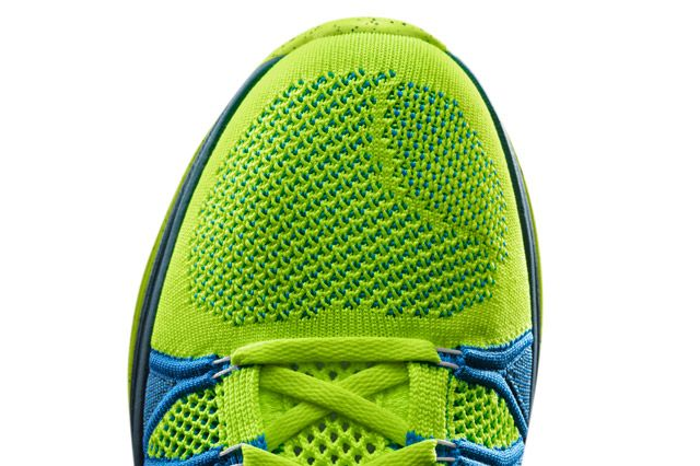 Nike Flyknit Lunar 2 Mens Toebox