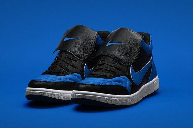 Nike Tiempo 94 Jordan Black Blue
