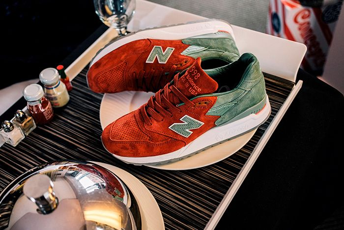 Concepts X New Balance City Rivalry Pack5