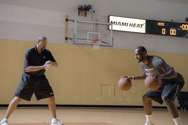 Lebron James For Samsung Always On Commercial 6