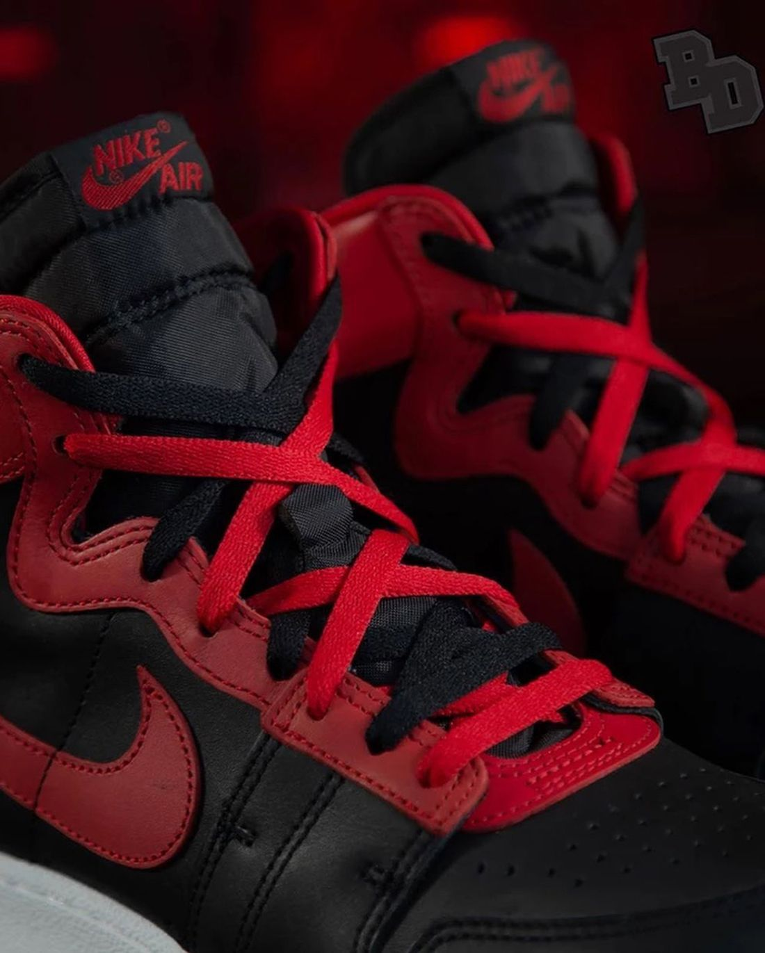 Nike Air Ship OG Banned Togue