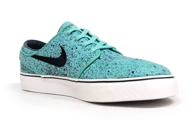 Nike Sb Stefan Janoski Electric Green 2