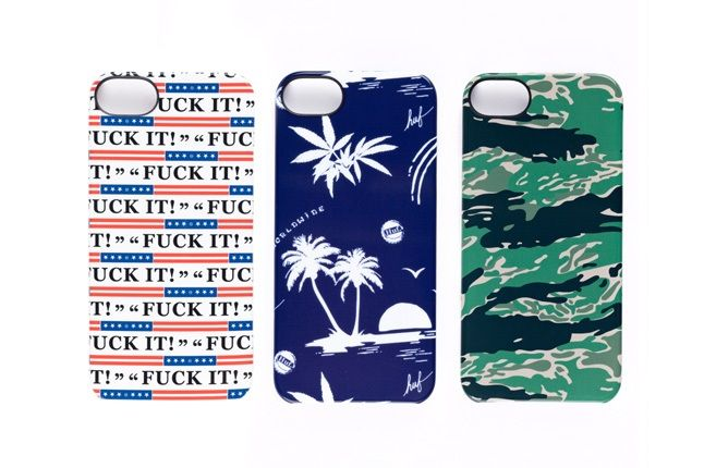 Huf Incase Iphone5 Case Group 1