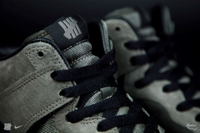 Undefeated Nike Bringbackpack Dunk Tongue Detail 1