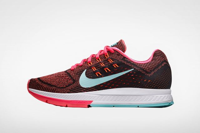 Nike Air Zoom Structure 18 Womens Sideview