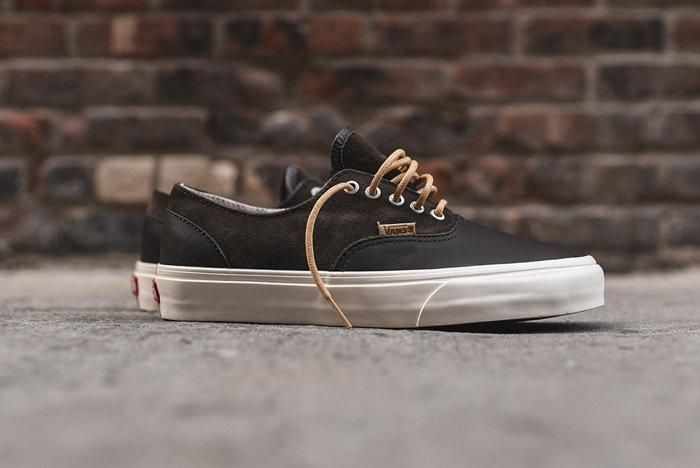Vans Era Decon Dx Oil Skin Brown