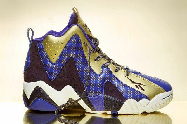 Reebok Kamikaze 2 Plaid 3