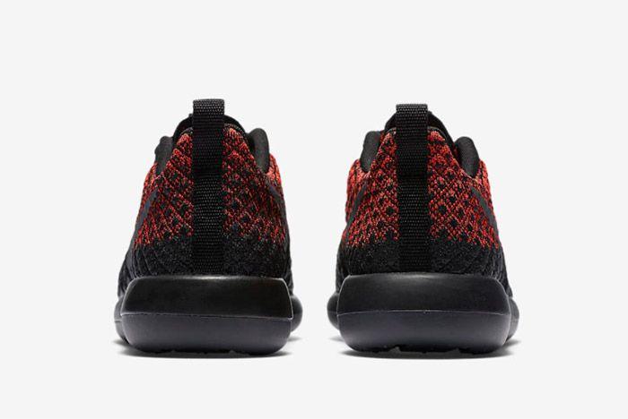 Nike Roshe Two Flyknit Red 4