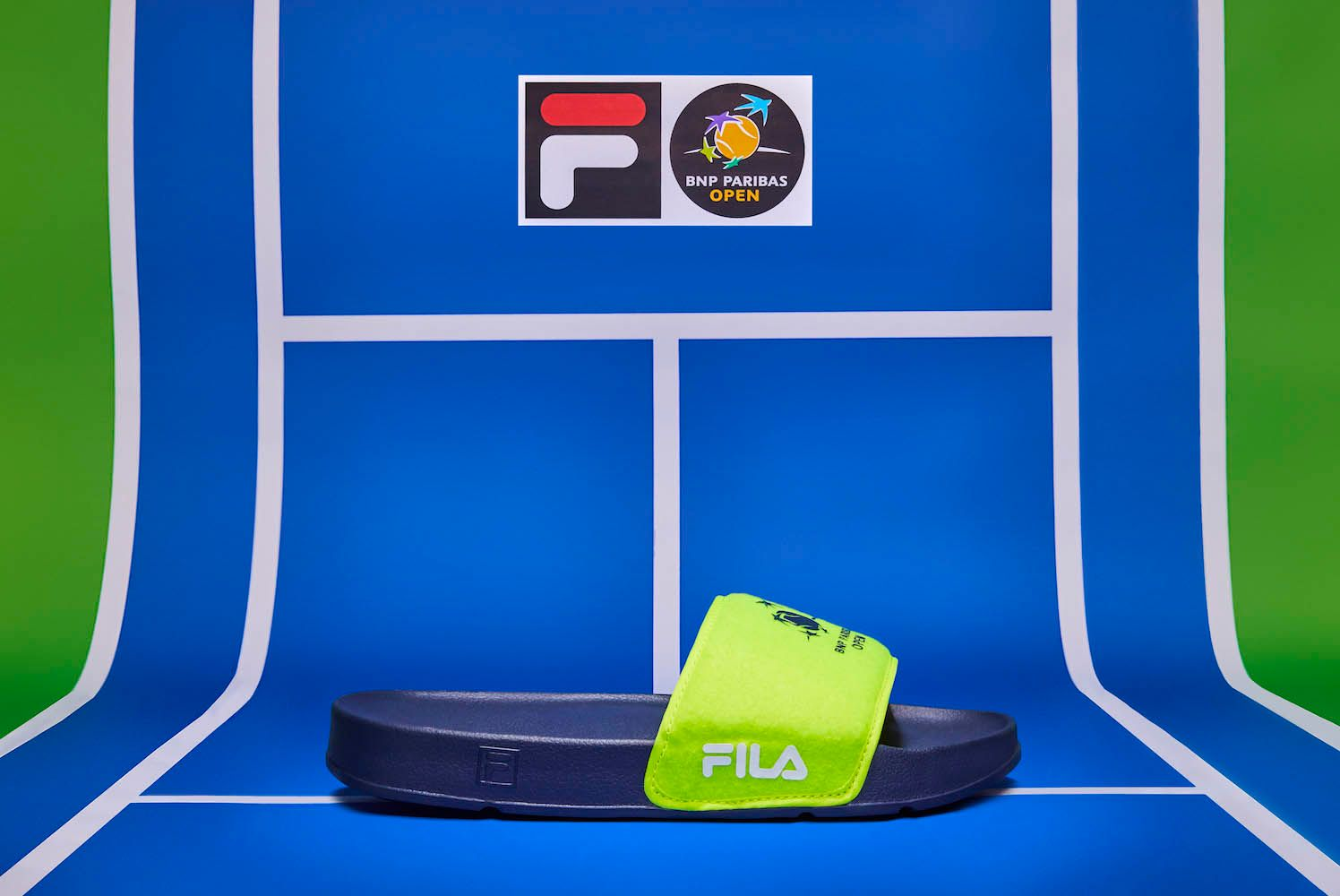 Fila Bnp Paribas Open Capsule 01 Sneaker Freaker