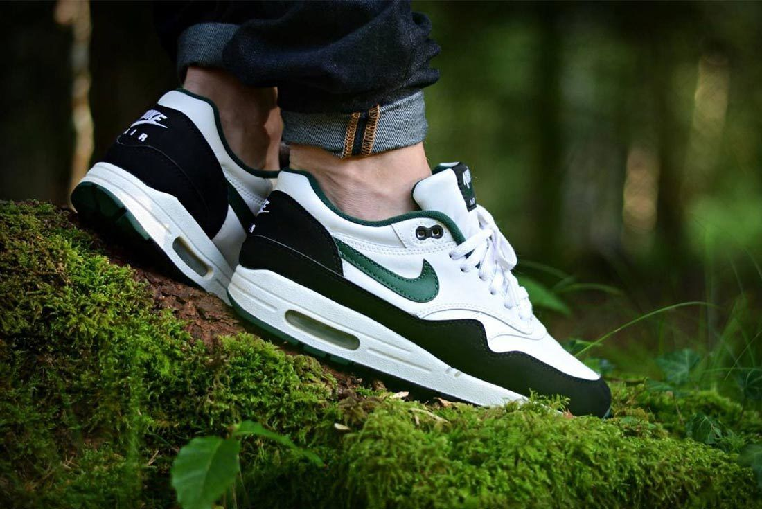 The All Time Greatest Nike Air Max 1S Part One Forest Green
