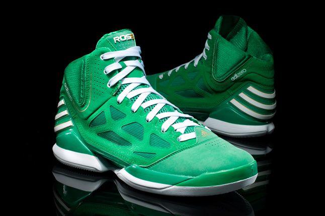Adidas Adizero Rose 25 St Paddy 01 1