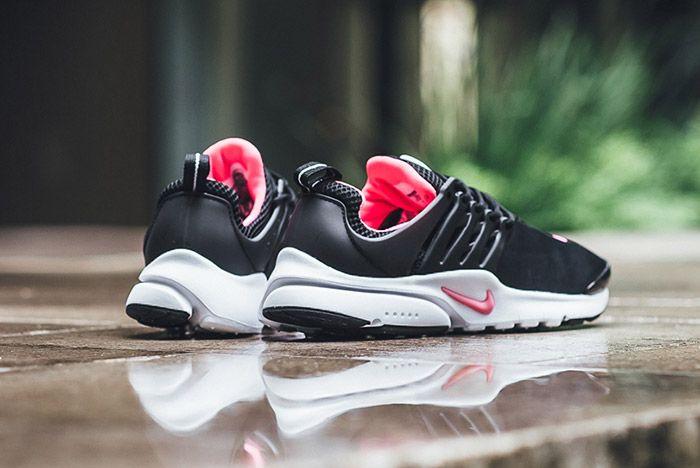 Nike Air Presto Gs Black Hyper Pink 3