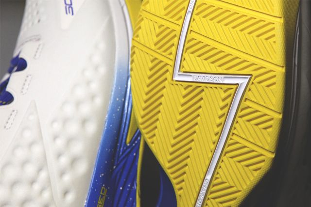 Under Armour Curry One 5