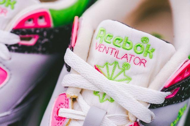 Reebok Ventilator Og Lime 6