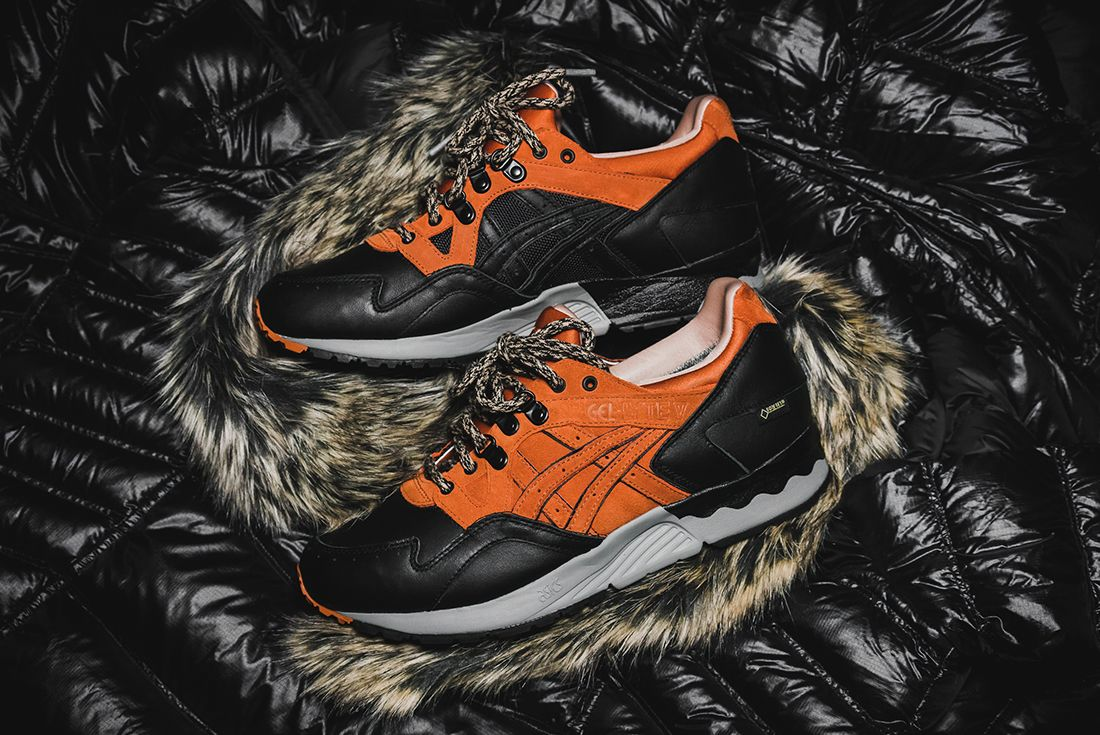 Packer Shoes X Asics Gel Lyte V Scary Cold10
