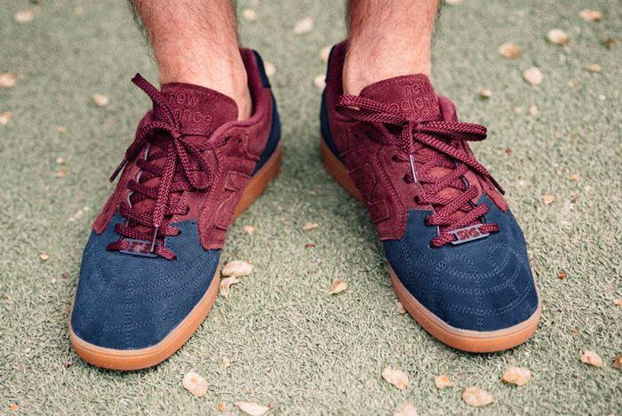 Sneakersnstuff X New Balance Epic Tr Blueberry2