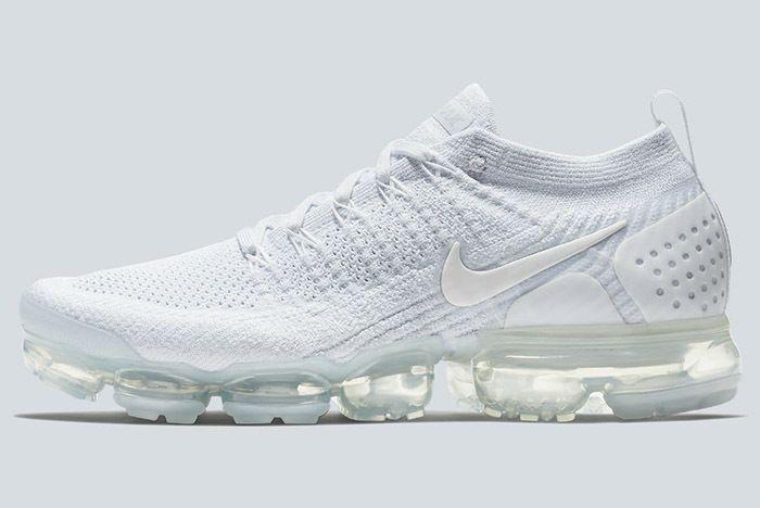 Nike Vapormax 2 White Platinum 5