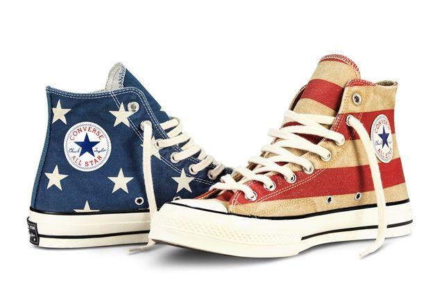 Converse Chuck Taylor All Star Vintage Flag 6
