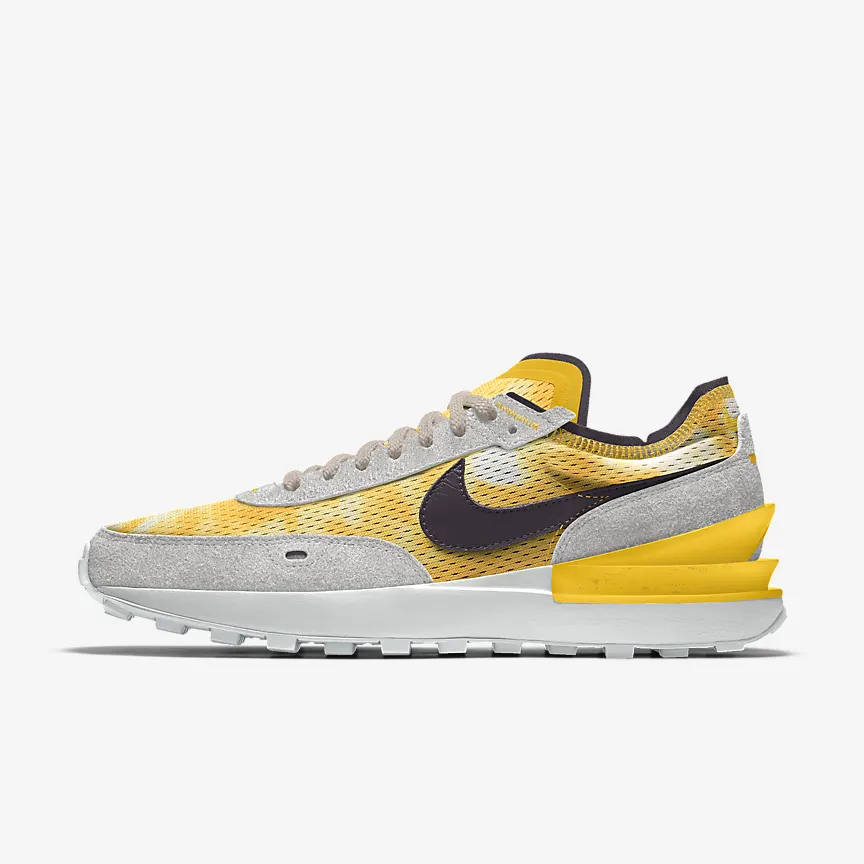 Personalise the Waffle One on Nike By You