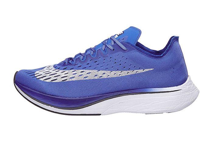 Nike Zoom Vaporfly 4 Royal Blue 4