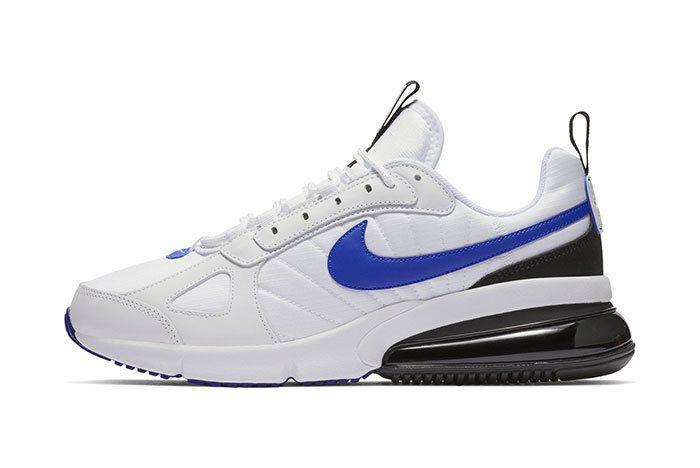 Air Max 270 Futura Blue White Sneaker Freaker1