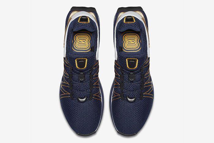 Nike Shox Gravity Midnight Navy 5