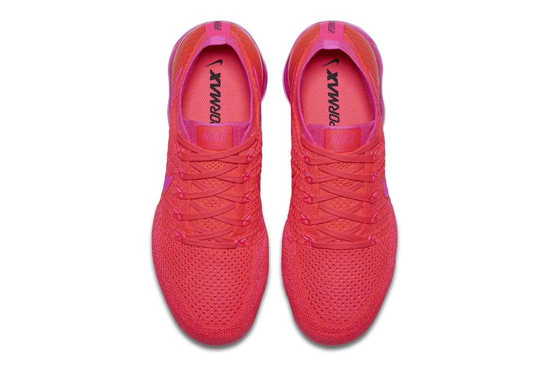 Nike Air Vapormax Womens Pink 3