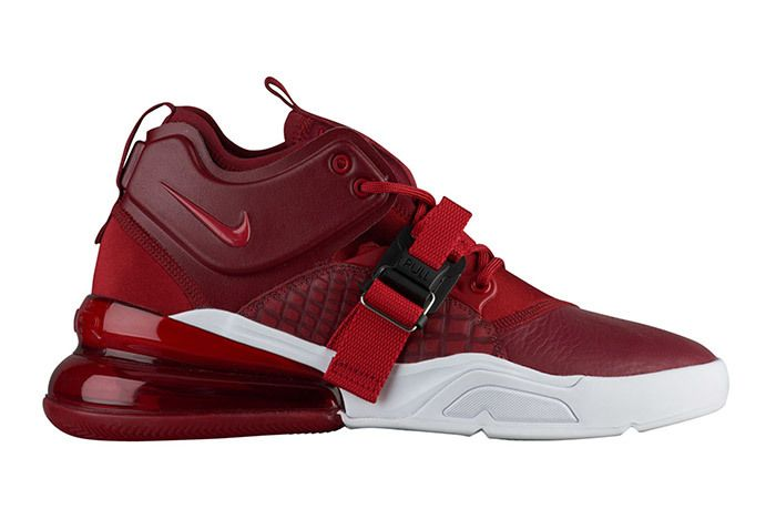 Nike Air Force 270 Red 5