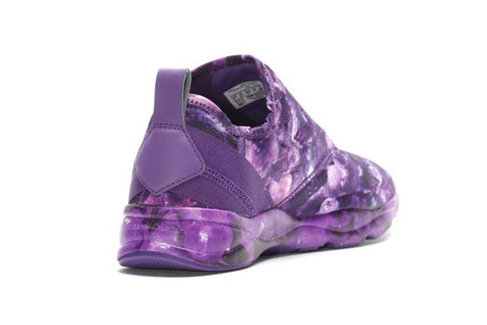 Reebok Furylite Slip On Purple Rose Womens 5