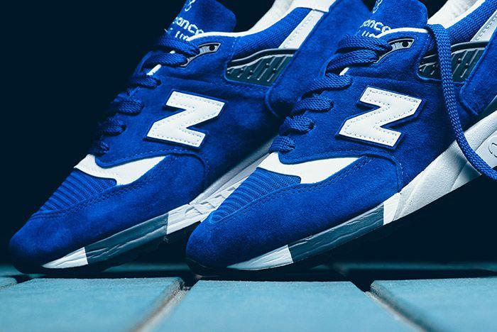 New Balance 998 Made In Usa Royal Blue 3