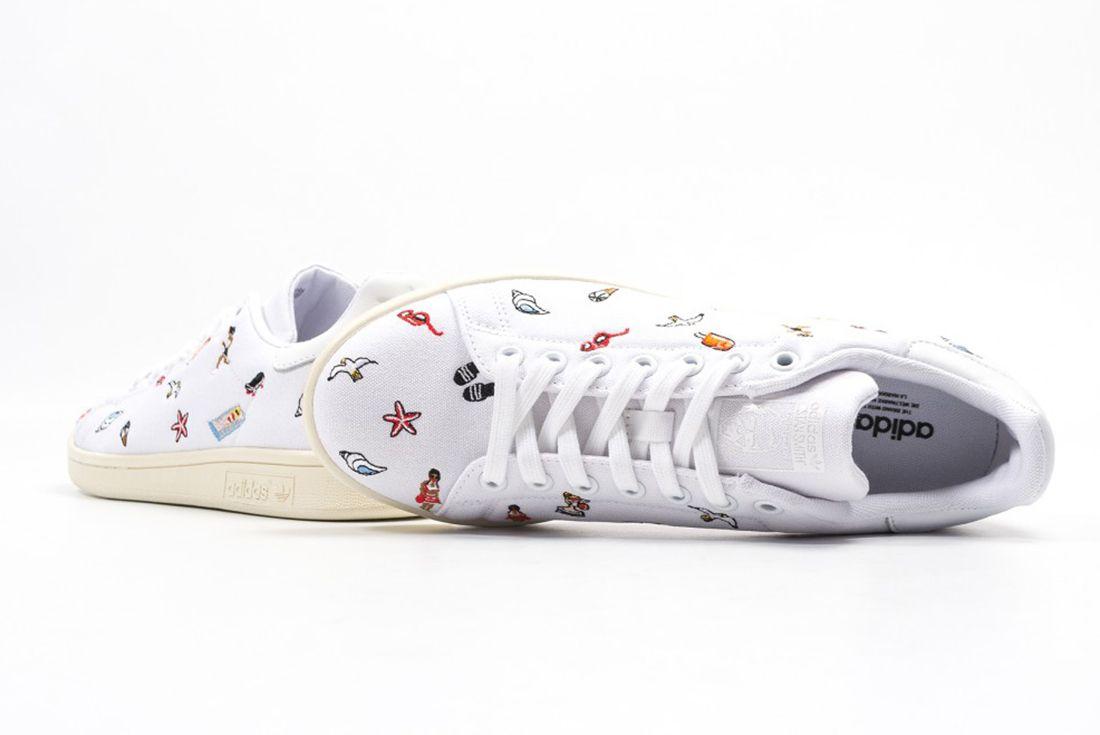 Adidas Stan Smith Womens Summer 6