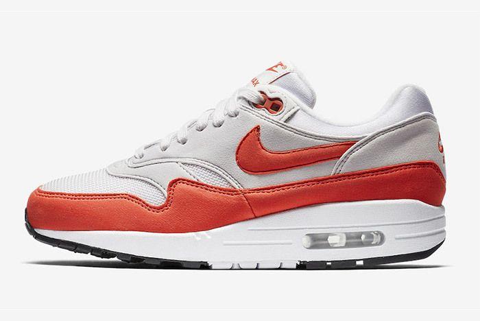 Nike Air Max 1 Habanero Red 5