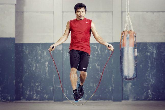 Nike Plus Pacquiao 8049 1