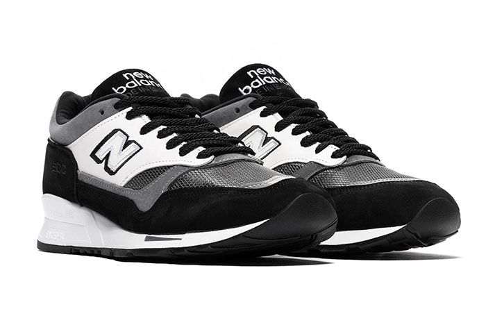 Junya Watanabe Man New Balance M1500 Black Grey White Release Information4